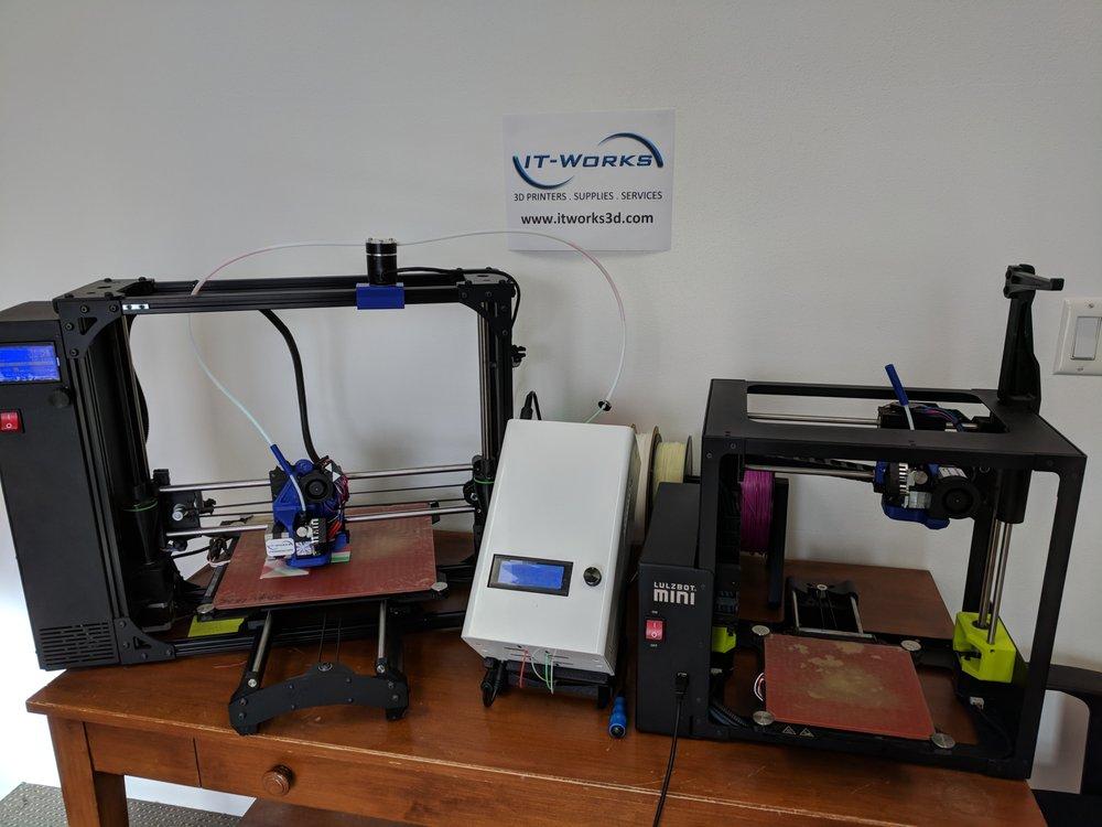 IT-Works 3D: 200 W 1st St, Julesburg, CO