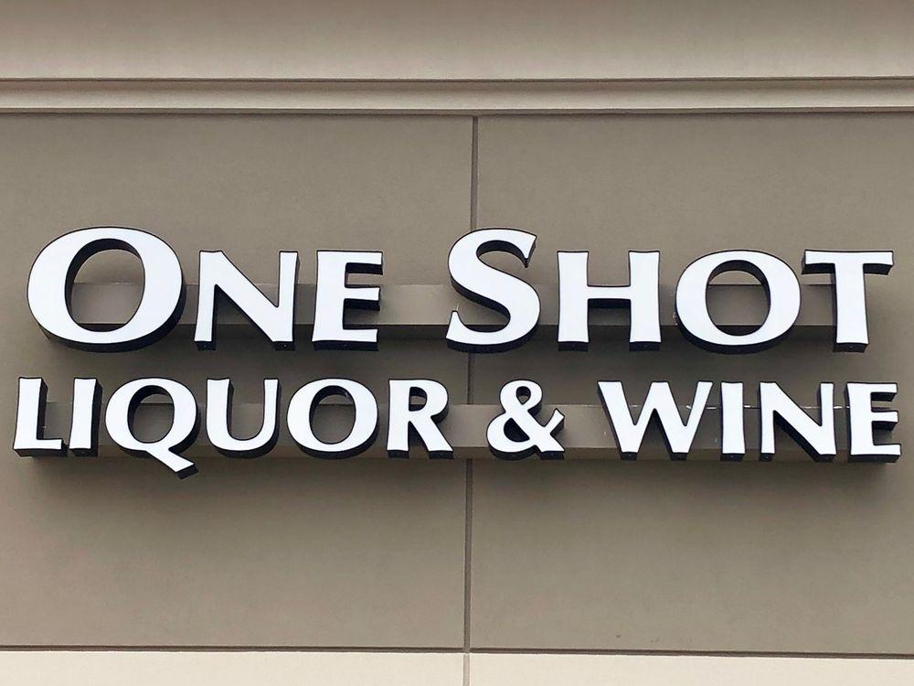 One Shot Liquor & Wine: 11790 Bellaire Blvd, Houston, TX