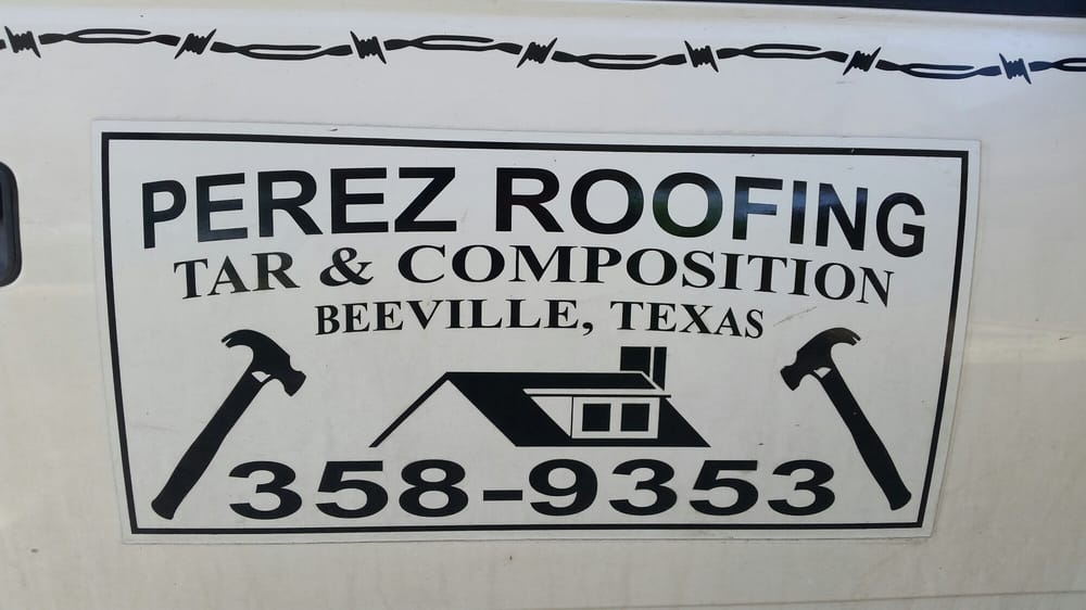 Perez Faustino Roofing: 301 Treptow St, Beeville, TX