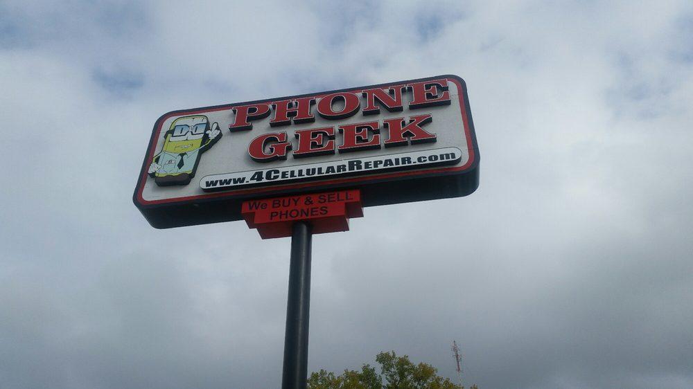 Phone Geek Cellular Repair