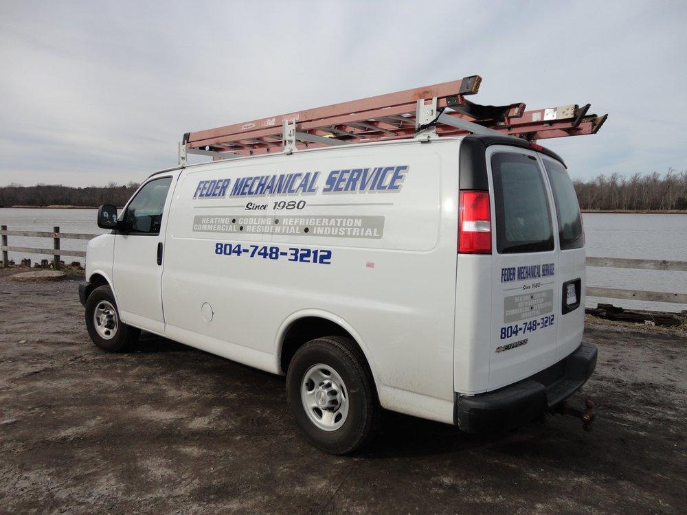 Feder Mechanical Service: Chester, VA