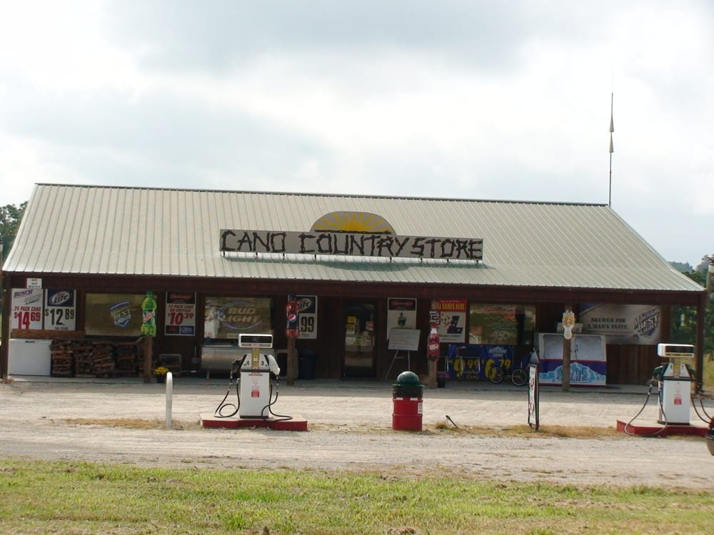 Cano Country Store: 23510 Hwy W, Lincoln, MO