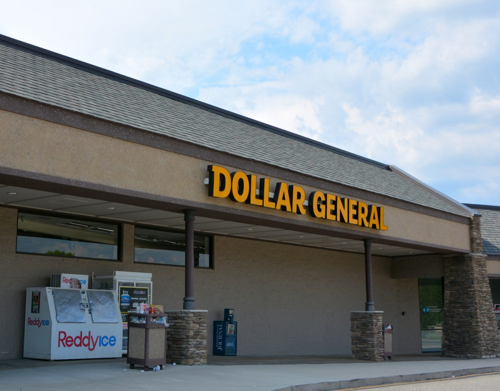 Dollar General Store: 5387 US Highway 158, Advance, NC