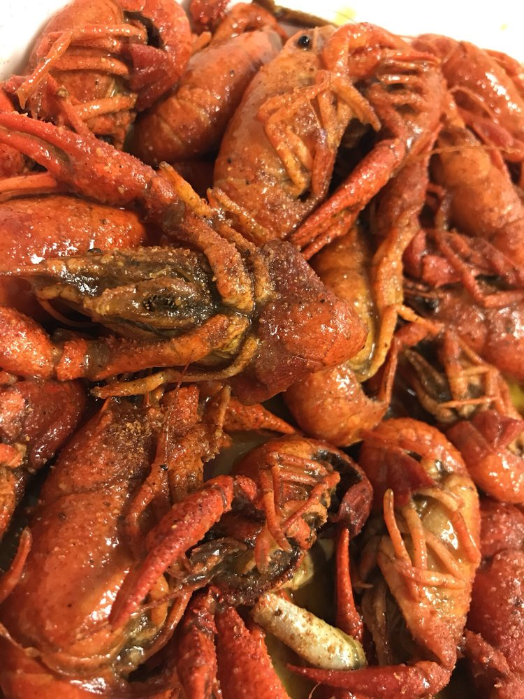 Food from Red Snapper Seafood & More