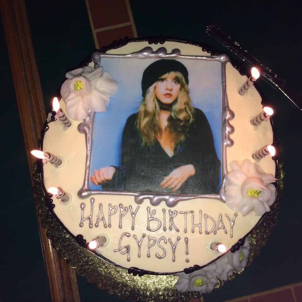 Stevie Nicks Birthday Cake Yelp