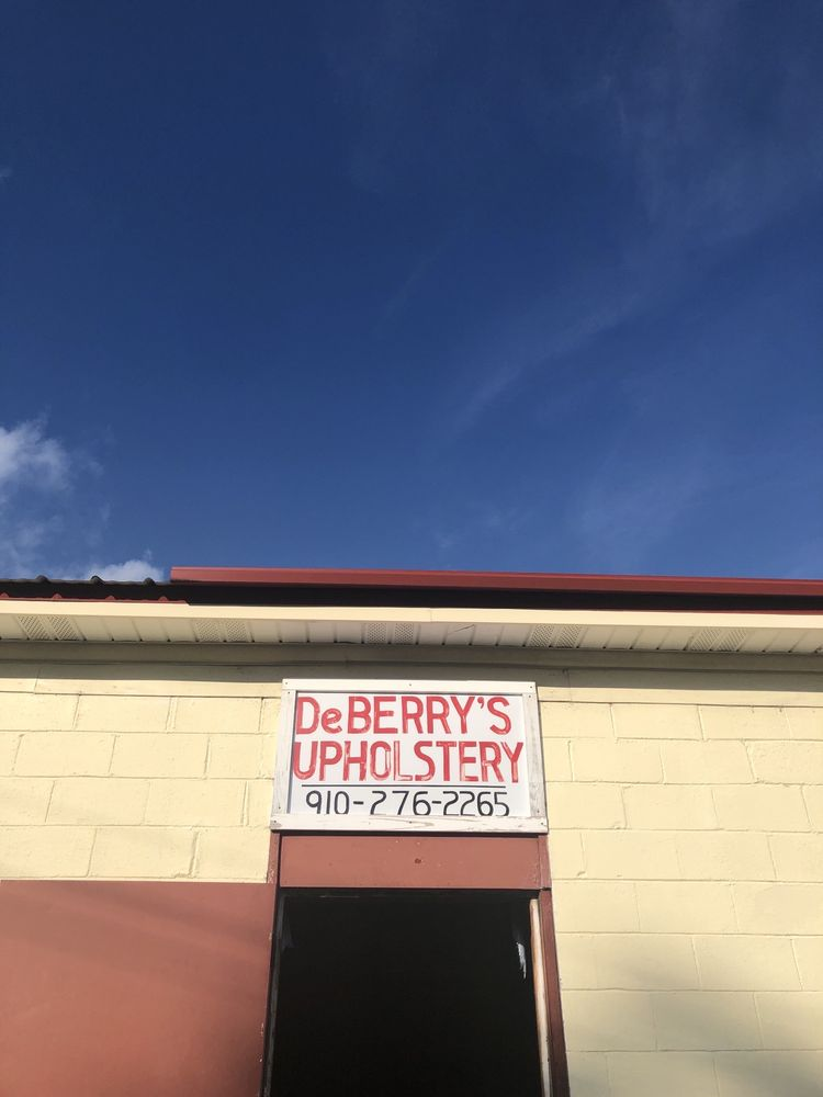 Deberry Upholstery: 599 McGirts Bridge Rd, Laurinburg, NC