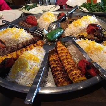 Cafe Caspian Hours