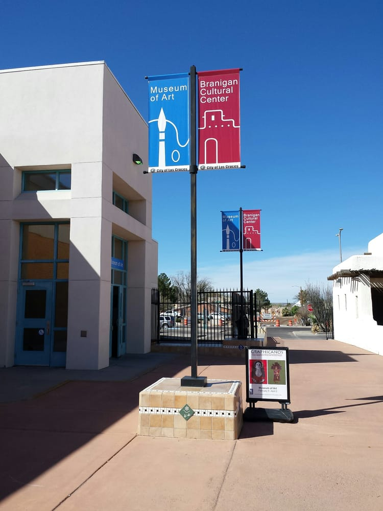 Las Cruces Museum of Art: 491 N Main St, Las Cruces, NM