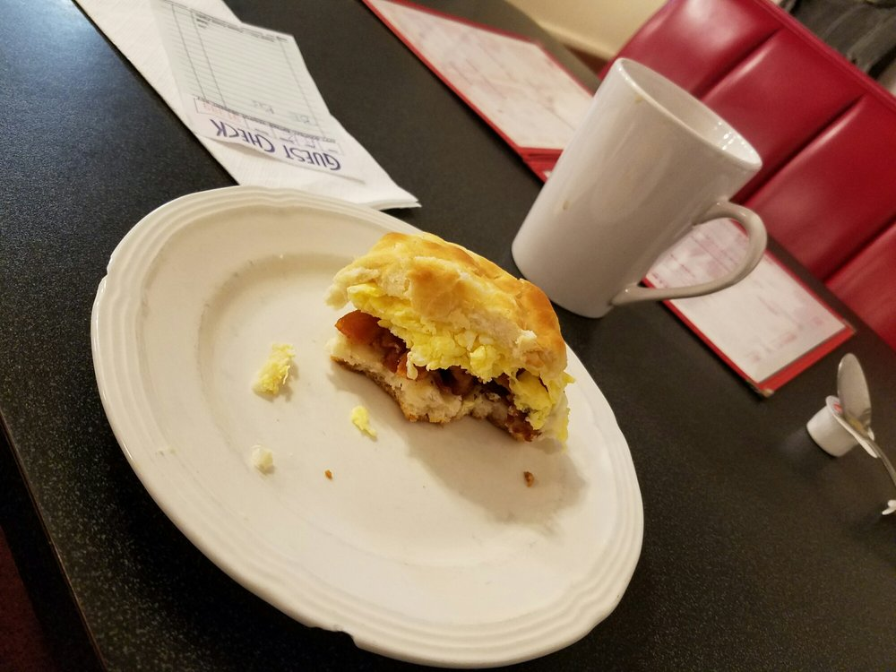 Ya'll Come Back Cafe: 119 S Fayetteville St, Liberty, NC
