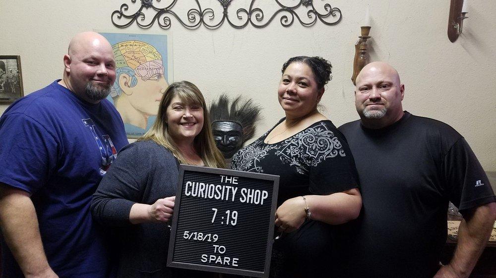 The Curiosity Shop Escape Room: 3466 University Ave, Riverside, CA