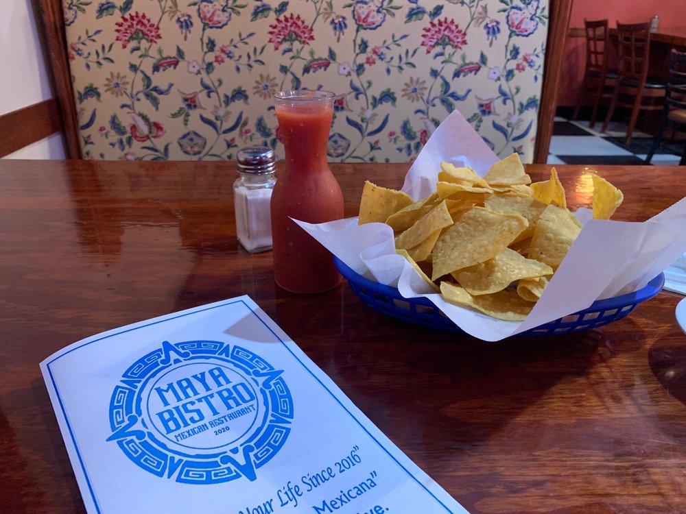 Mayas Bistro Resturant: 1108 N Breazeale Ave, Mount Olive, NC