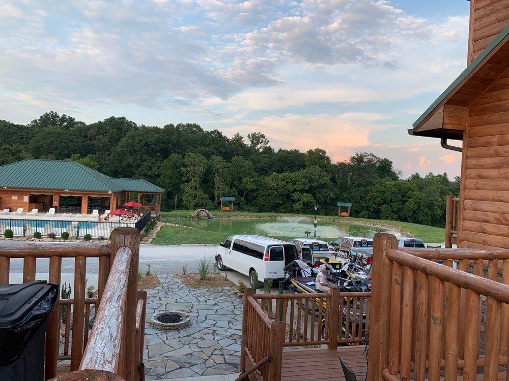 Blue Water Rv Resort and Marina