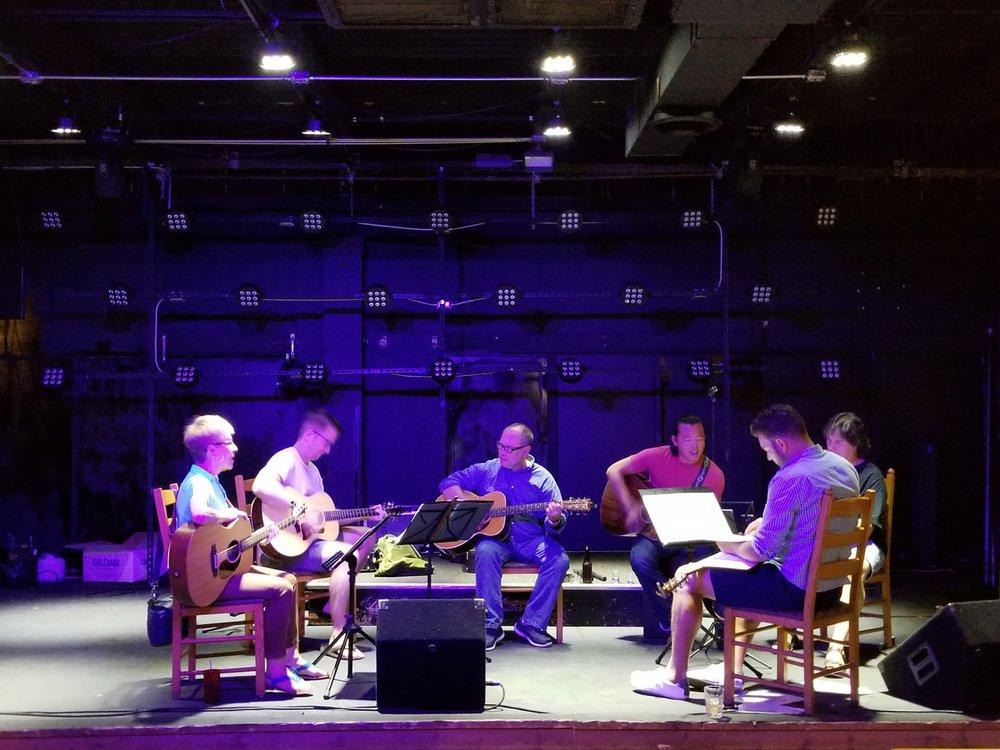 Forte Music Hall