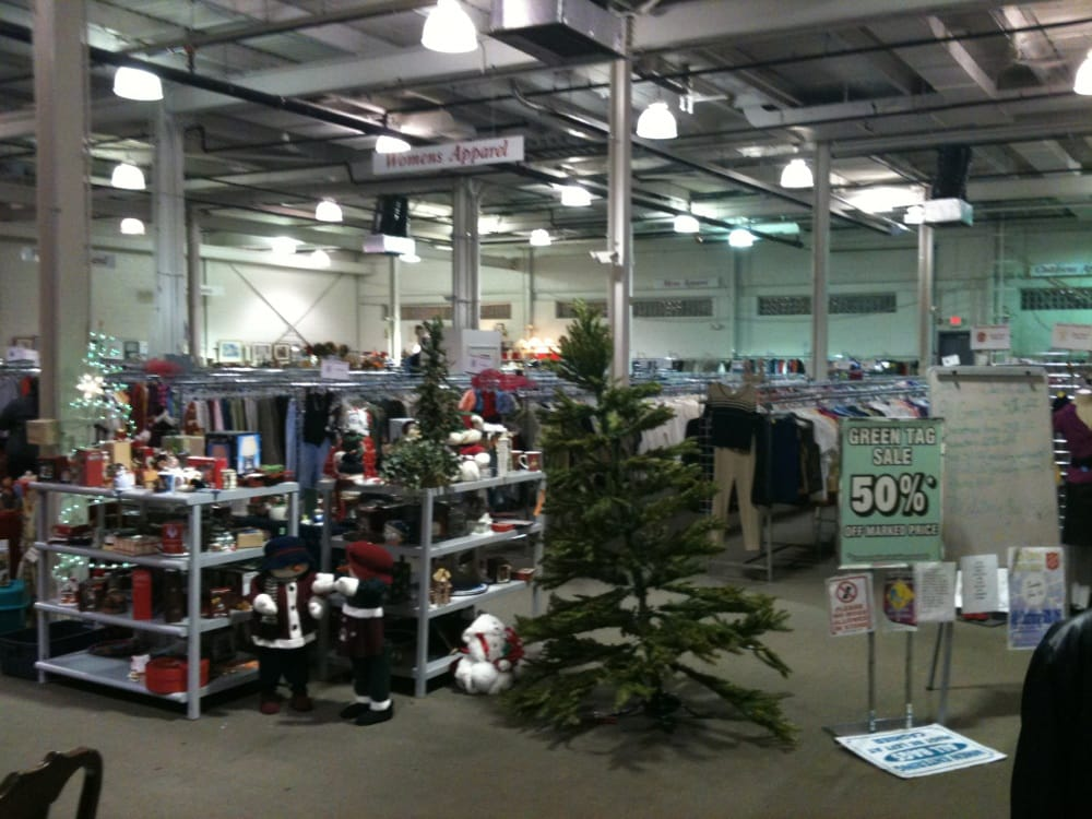 Salvation Army Thrift Stores 1200 W Fort St Detroit