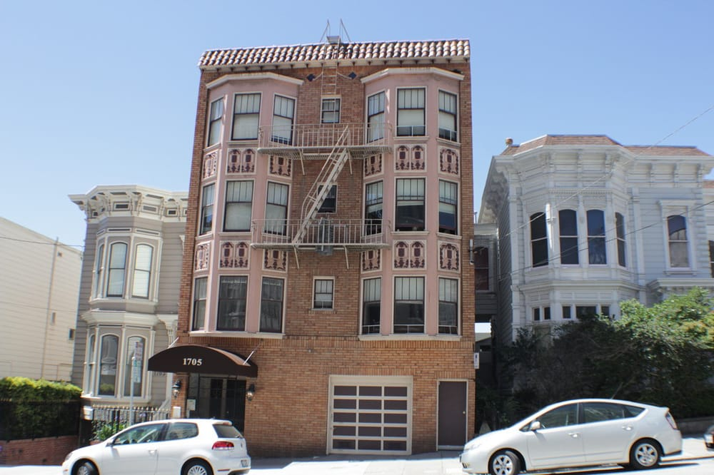 Apartments In Lower Pacific Heights San Francisco