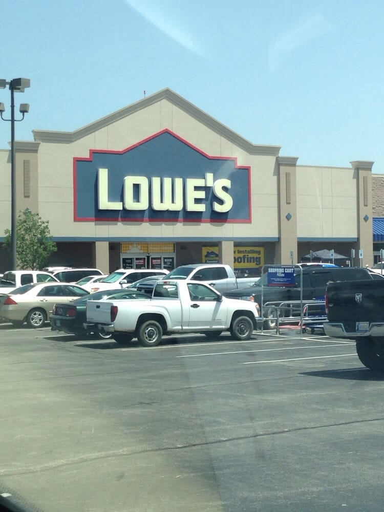 Lowe S Home Improvement Warehouse Of W Tulsa Home Decor