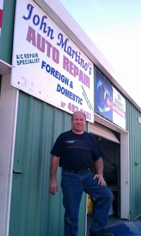 John Martino's Auto Repair: 5100 95th St N, St Petersburg, FL