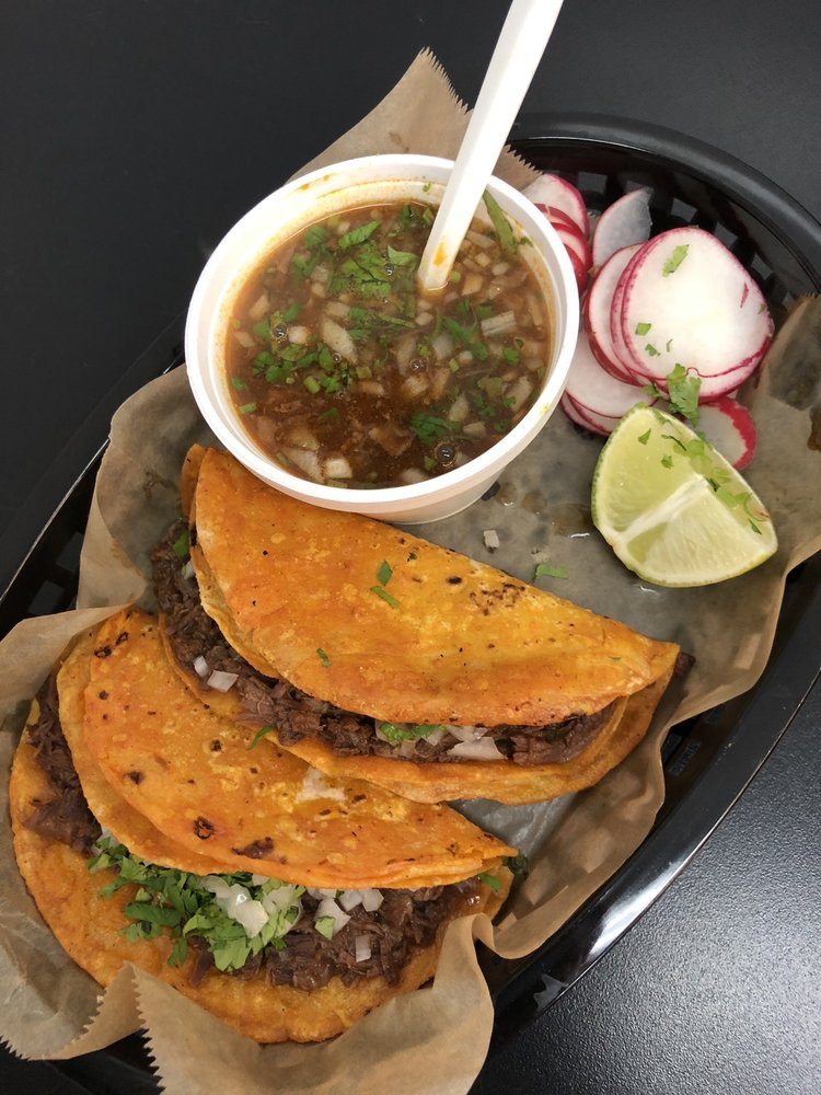 Taco Tijuas: 12897 Sh - 105 E, Conroe, TX