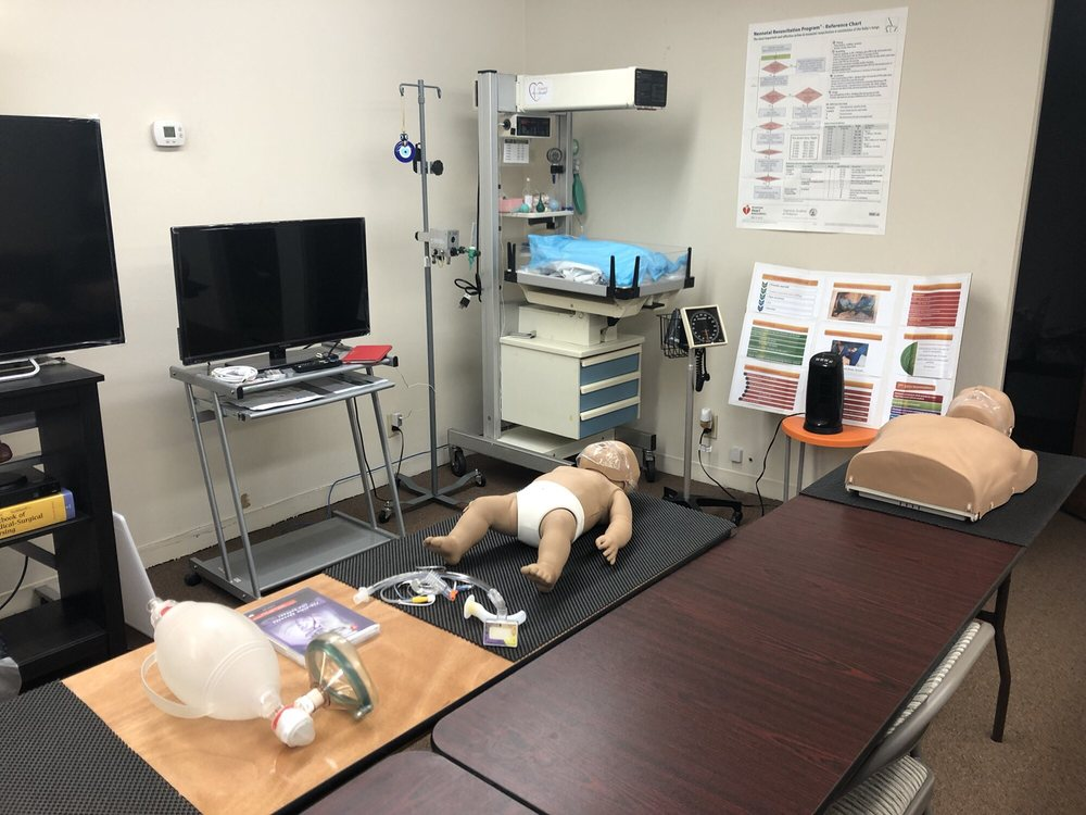 CareEd Health CPR: 1025 W Arrow Hwy, Glendora, CA