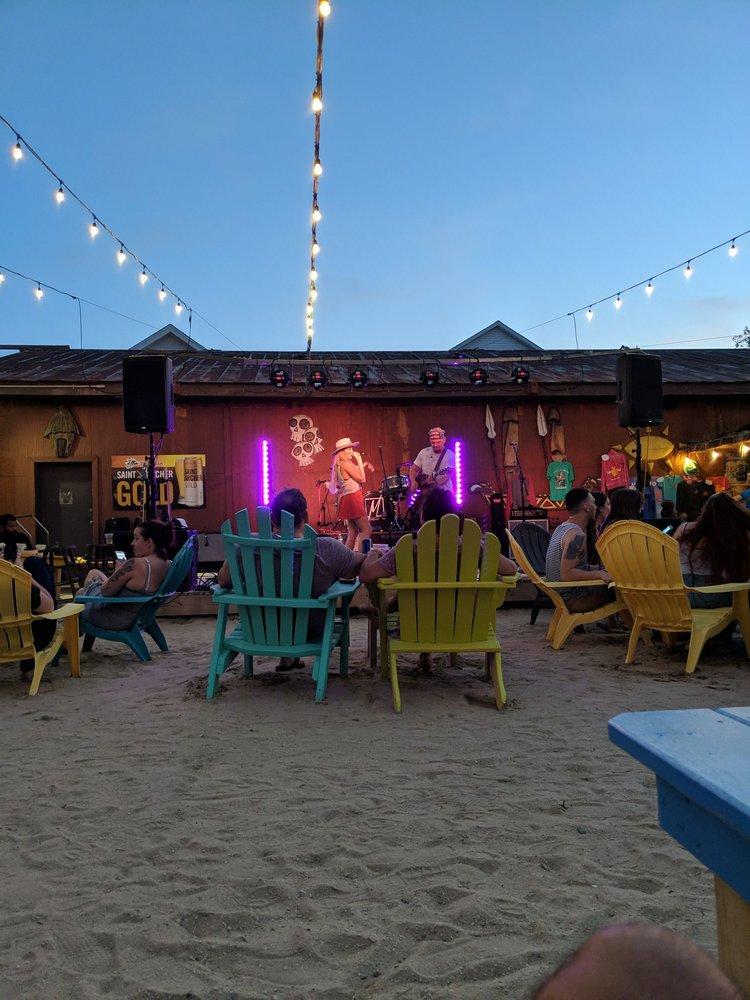 Tiki Bar: 85 Charles St, Solomons, MD