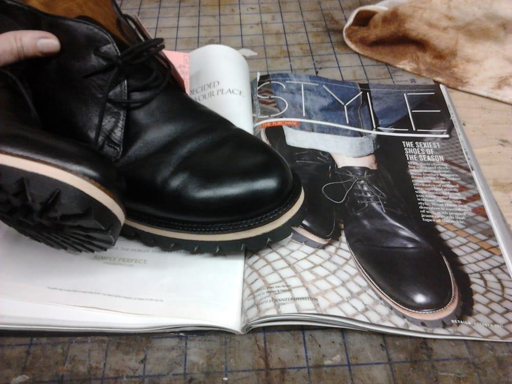 Wa Shoe Repairs