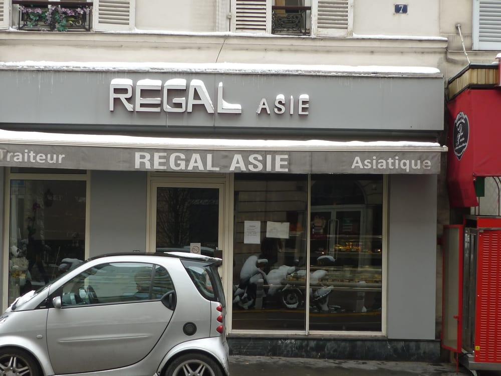 Regal asie cocina china 7 rue du ch teau neuilly sur seine hauts de sei - Rue du chateau asnieres sur seine ...