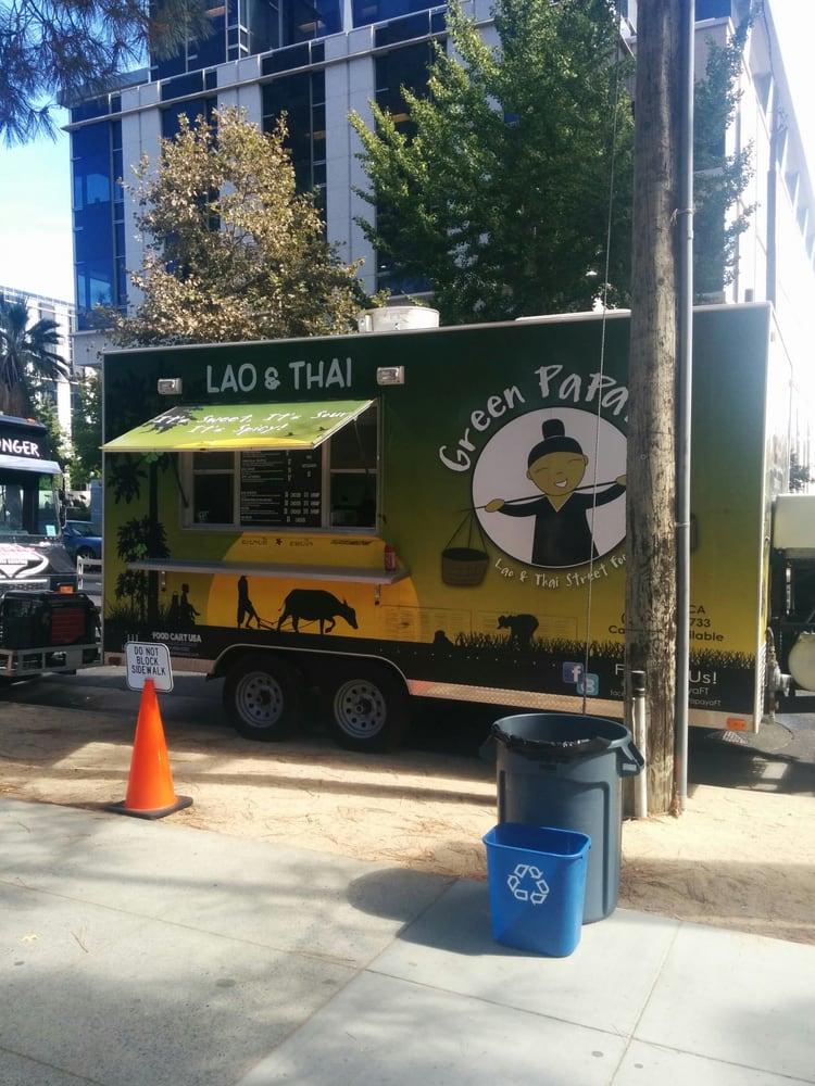 Green Papaya Food Truck Restaurant