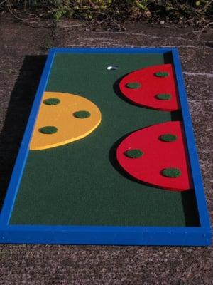 Crazy golf bedfordshire
