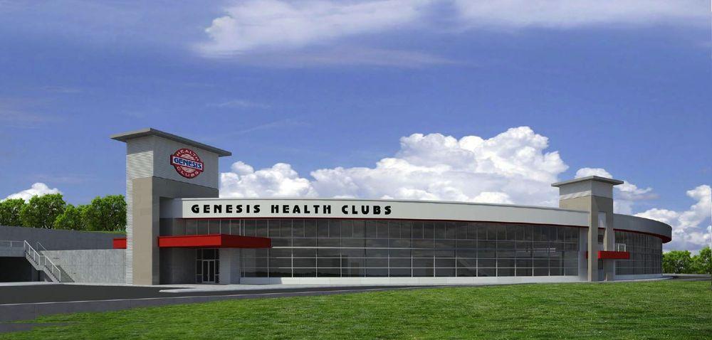 Social Spots from Genesis Health Clubs - Manhattan