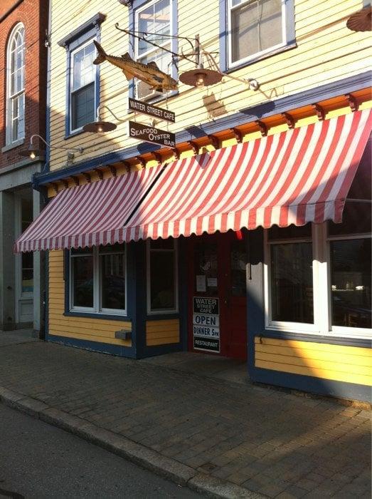 Water Street Cafe Stonington Ct Reviews