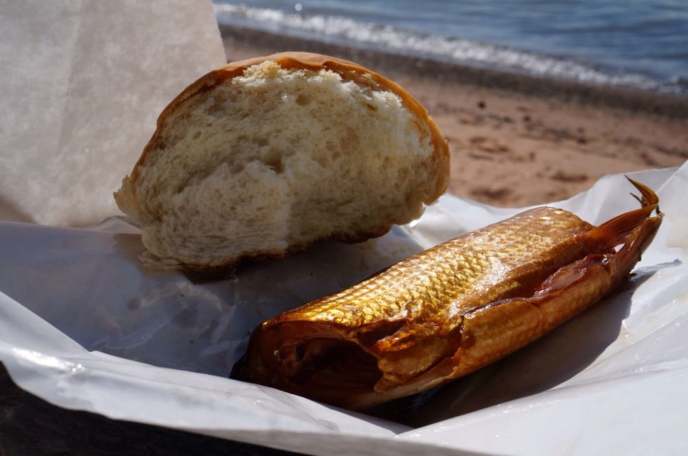 Bay Fisheries: 207 Wilson Ave, Bayfield, WI