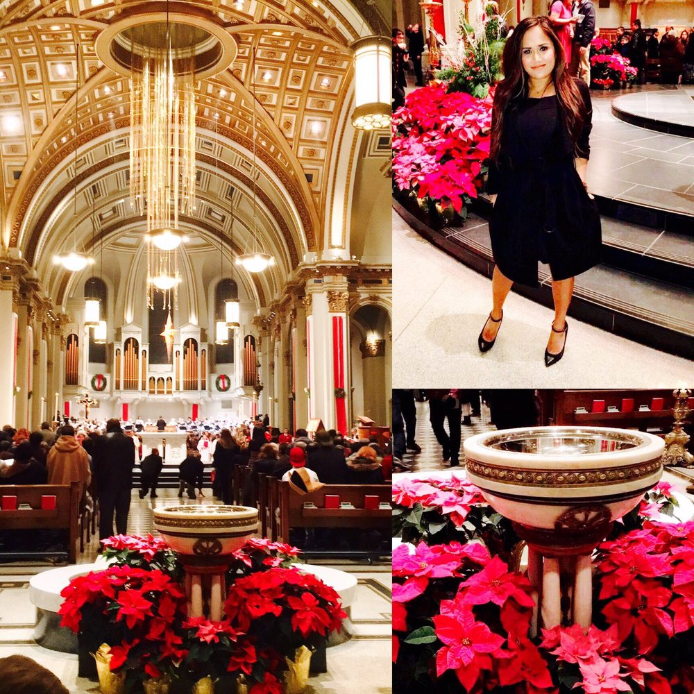 St James Cathedral: 804 9th Ave, Seattle, WA