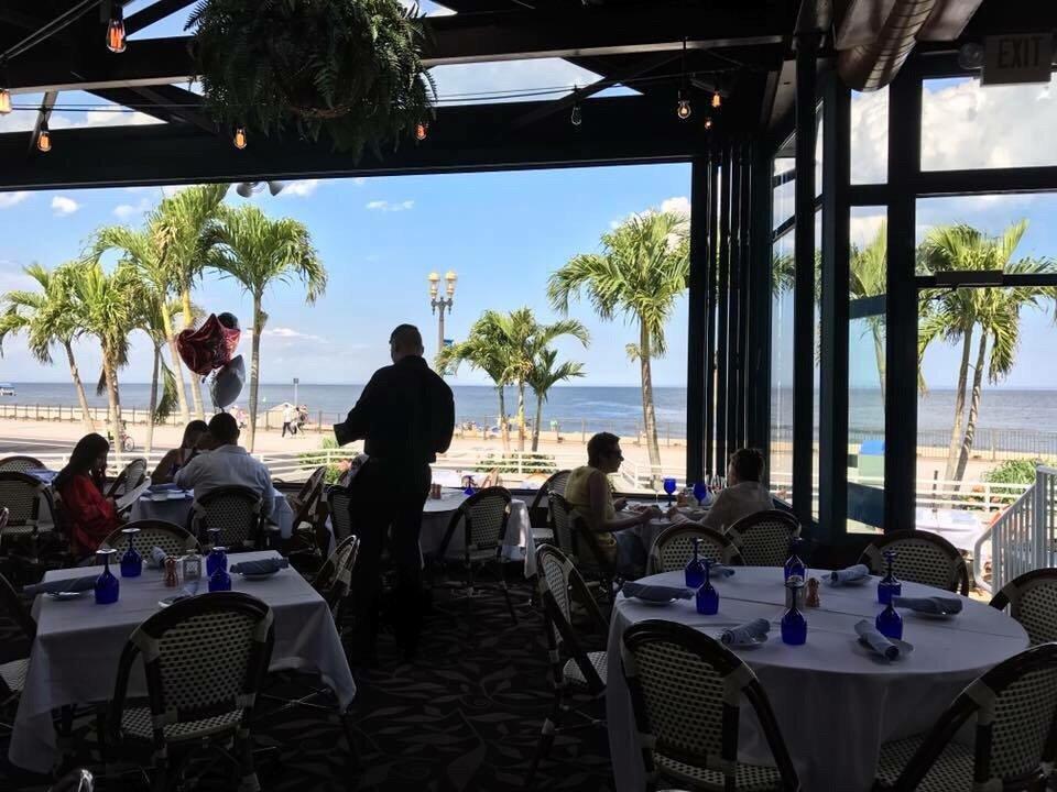 Rooney S Oceanfront Restaurant Long Branch Nj
