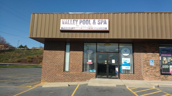 Photo Of Valley Pool Spa Staunton Va United States