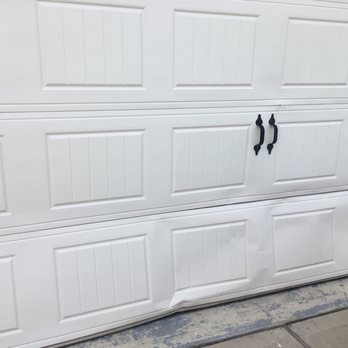 Amazing Photo Of Neighborhood Garage Door Services   Houston, TX, United States.  BEFORE