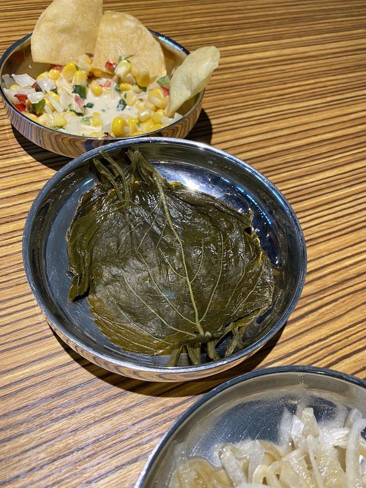 Food from Yukga Korean BBQ
