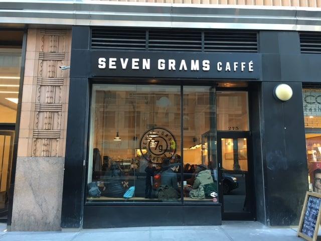 Seven Grams Caffe O