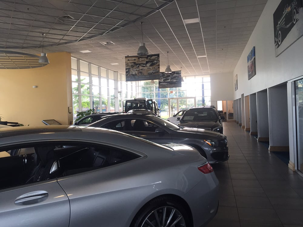 Mercedes Benz Of