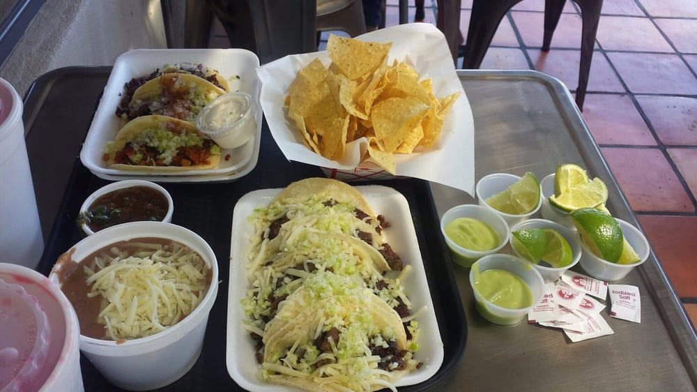 photo of backyard taco mesa az united states great tacos