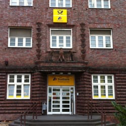 Postamt Gelsenkirchen Buer Bank Sparkasse