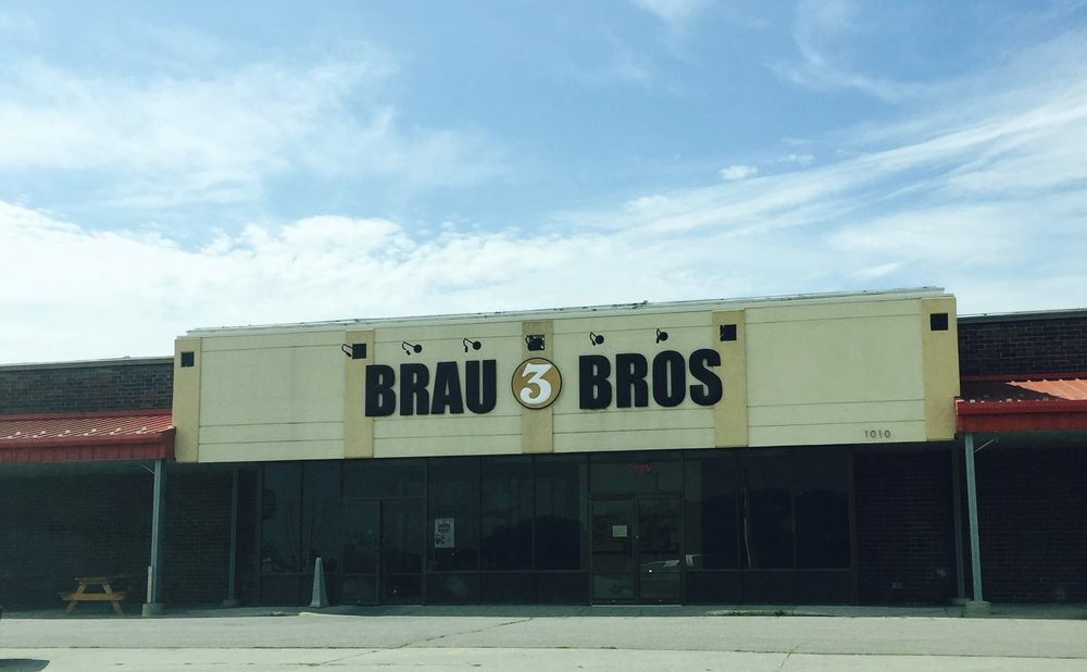 Brau Brothers Brewing: 910 E Main St, Marshall, MN