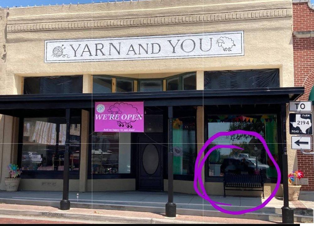 Yarn and You: 115 S Main St, Farmersville, TX