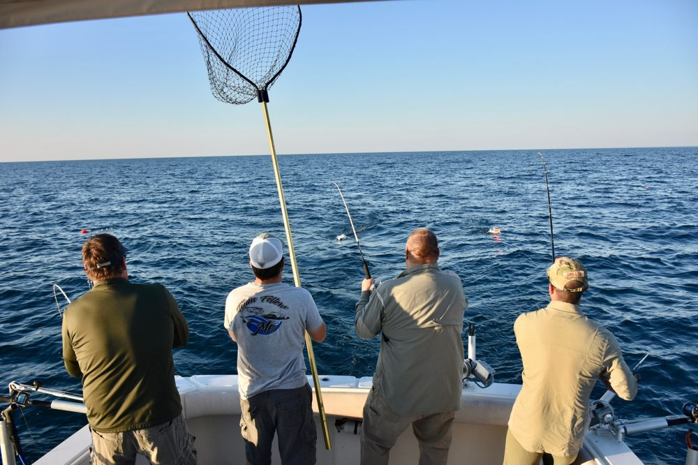 School's Out Sport Fishing: 5001 4th Ave, Kenosha, WI