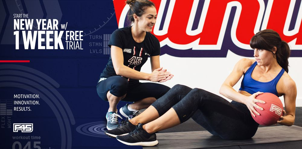 F45 Training Corona Del Mar