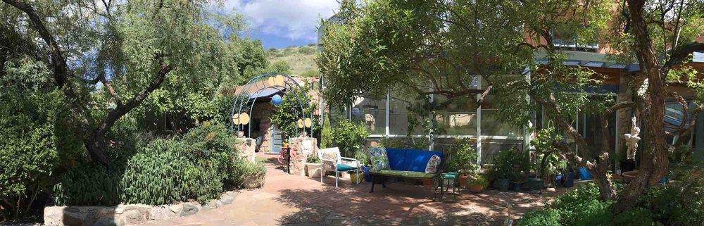 Mescal Canyon Retreat: 1550 Abbey Rd S, Clarkdale, AZ