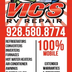 Photo Of Vics Rv Repair And Roof Coat