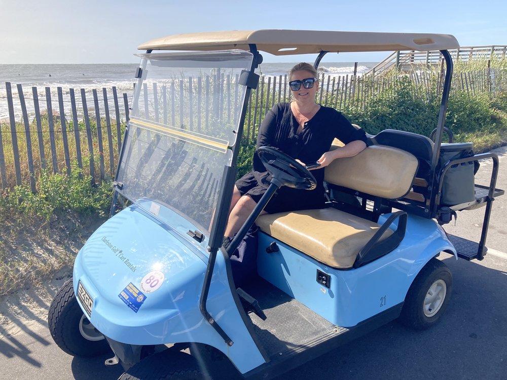 Charleston Golf Cart Rental: 117 East Ashley Ave, Folly Beach, SC