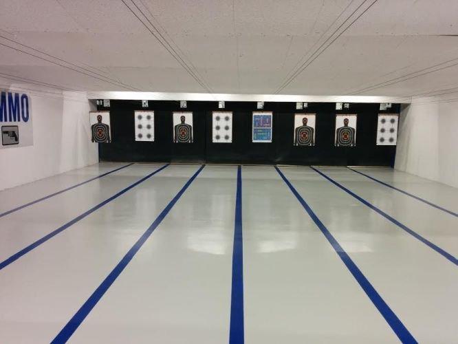 Raytown Indoor Range