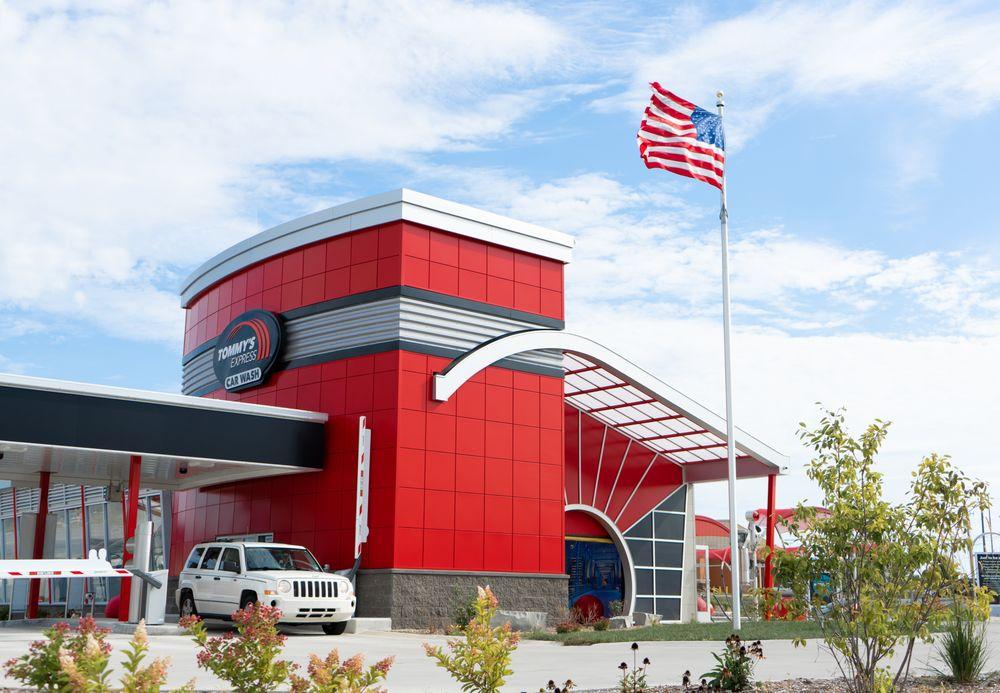 Tommy's Express® Car Wash: 8160 Tara Blvd, Jonesboro, GA