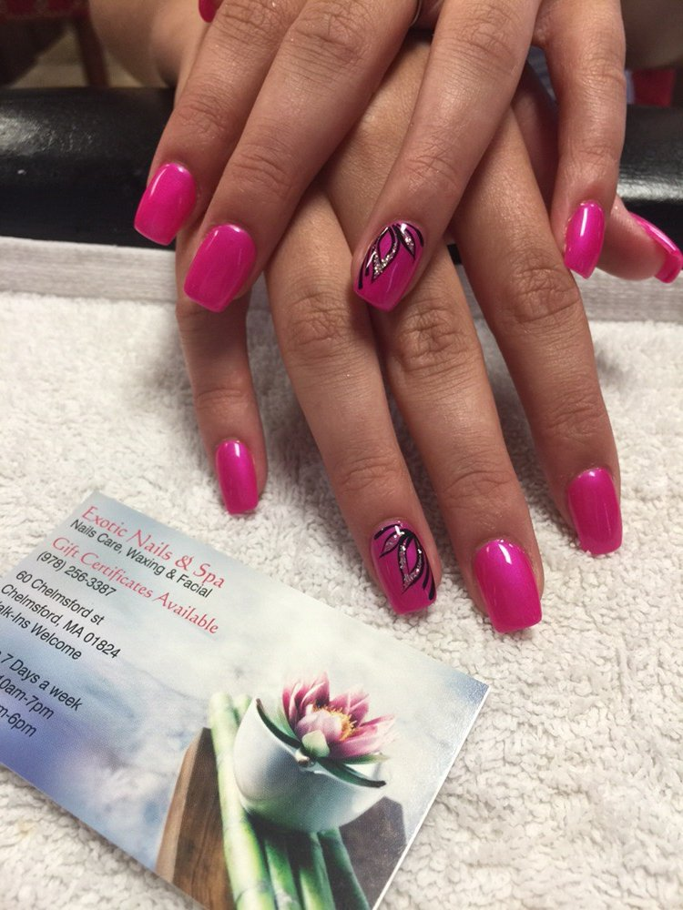 Photos for Exotic Nails & Spa - Yelp